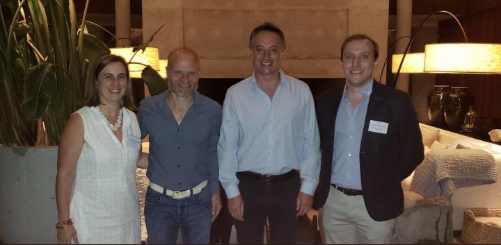 Pfeffer Family Foundation, nuevo socio de Chevening en Uruguay