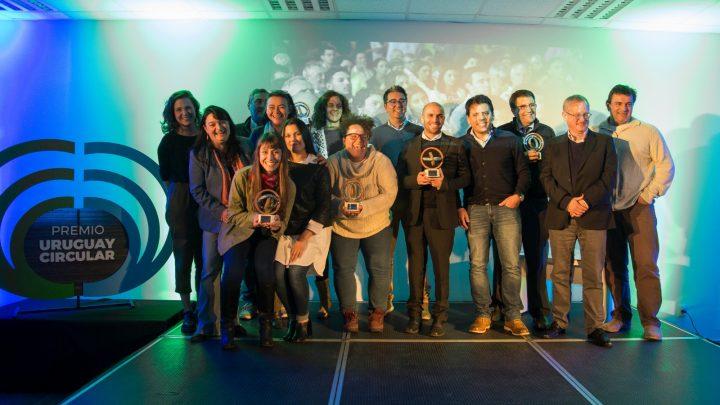 Primer premio sobre Economía Circular en América Latina reunió a miembros de GBUA.
