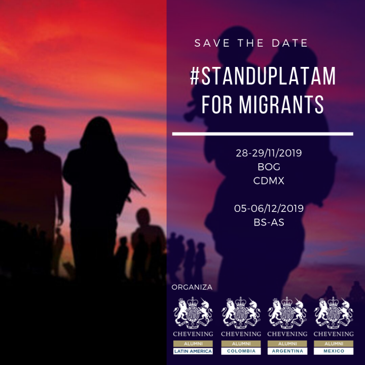 #StandUpLATAM for migrants